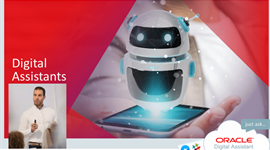 ML/AI Split #7: Oracle Digital Assistants- AI in practice, by Ivan Delić- Oracle
